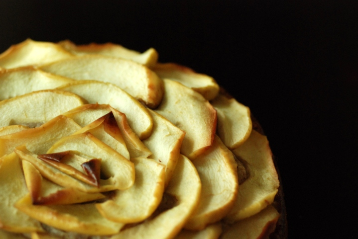 apple banana cake