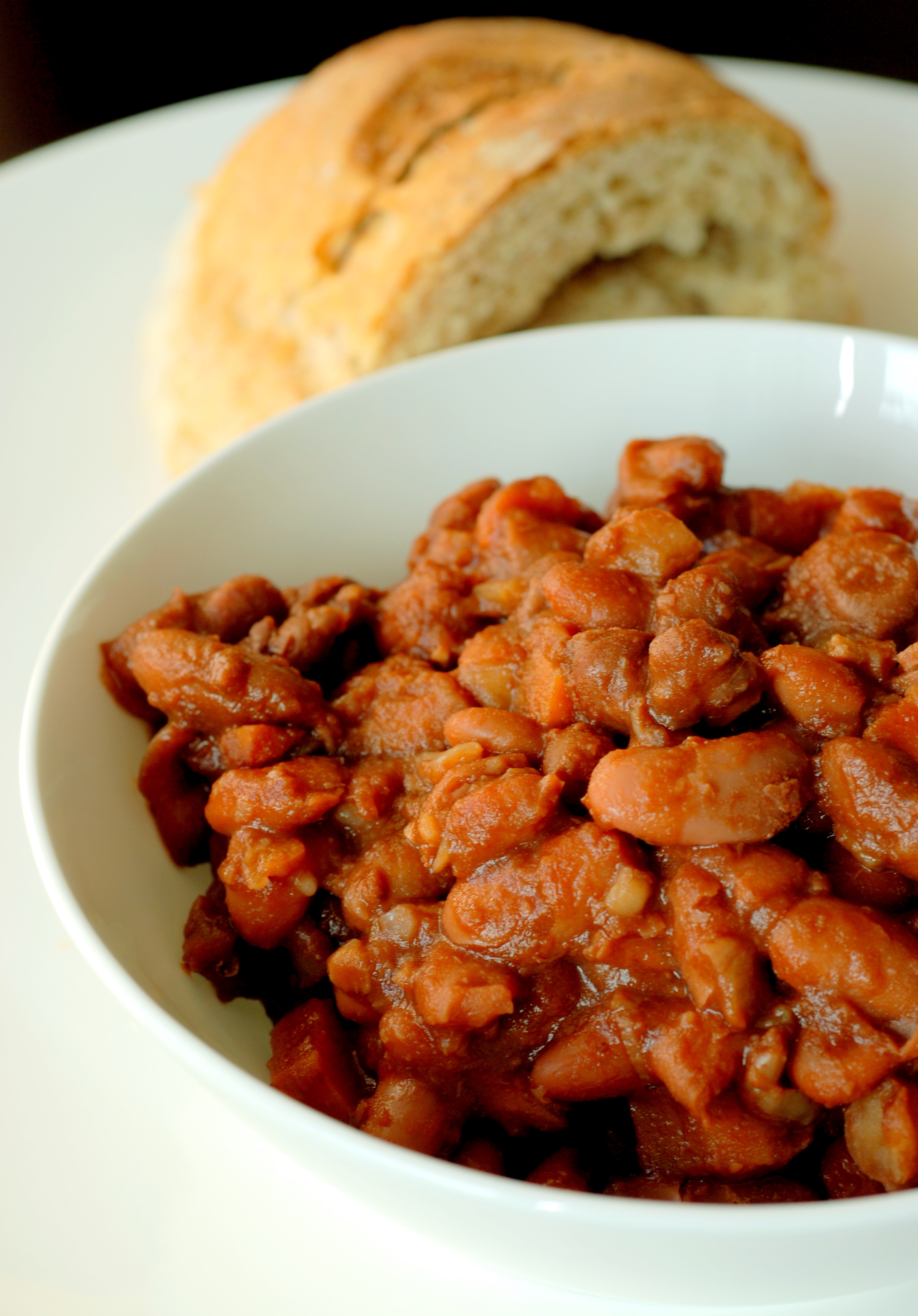 Kidney Beans Stewed in Red Wine with Tomatoes and Herbs | the taste ...