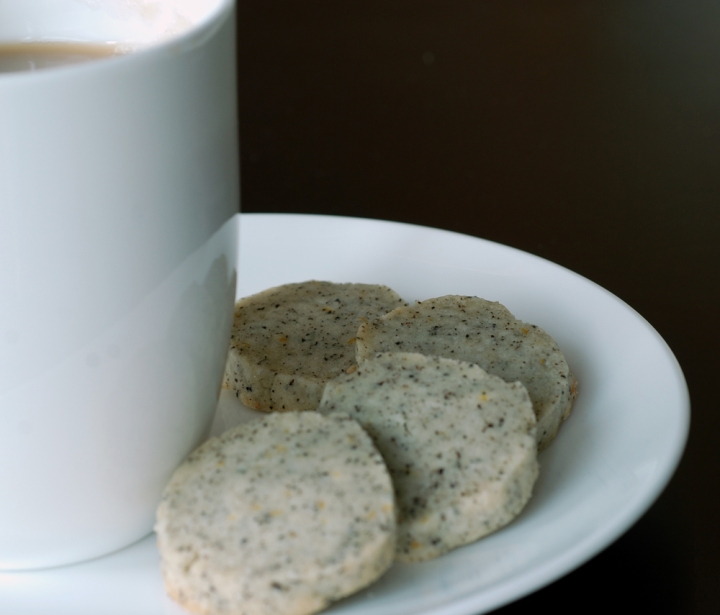 Earl Grey Tea Cookies Recipes — Dishmaps