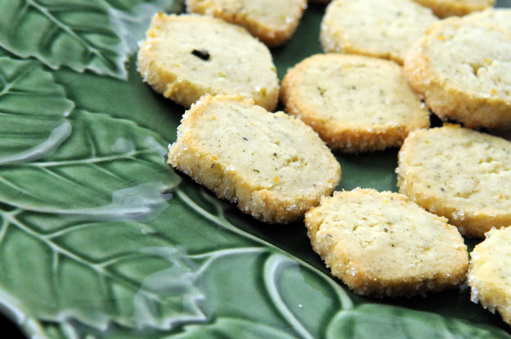 Earl Grey Tea Shortbread Cookies, Revisited and Improved | the taste ...