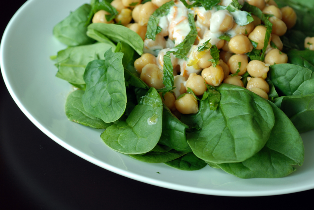 Chickpeas, Corn And Red Peppers With Honey-Lime Vinaigrette Recipe ...