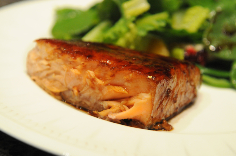 Maple Salmon | the taste space