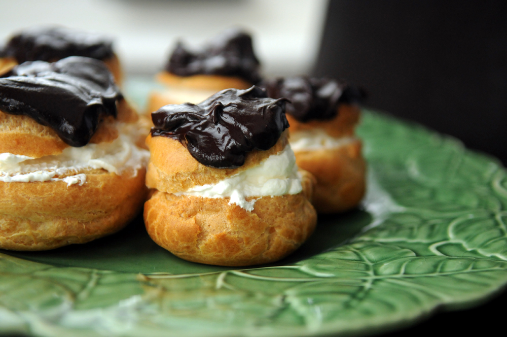 cream puffs cream puffs cream puffs cream puffs triple chocolate cream ...