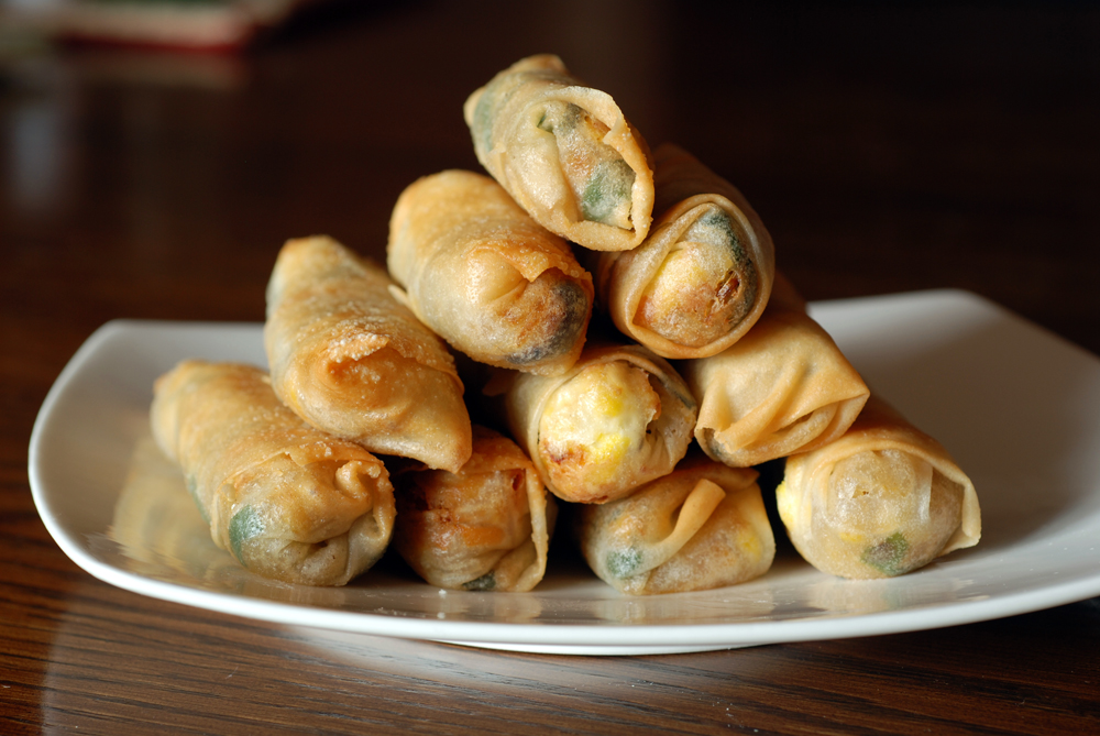 The best japanese vegetarian spring rolls the taste space as well forumfinder Choice Image