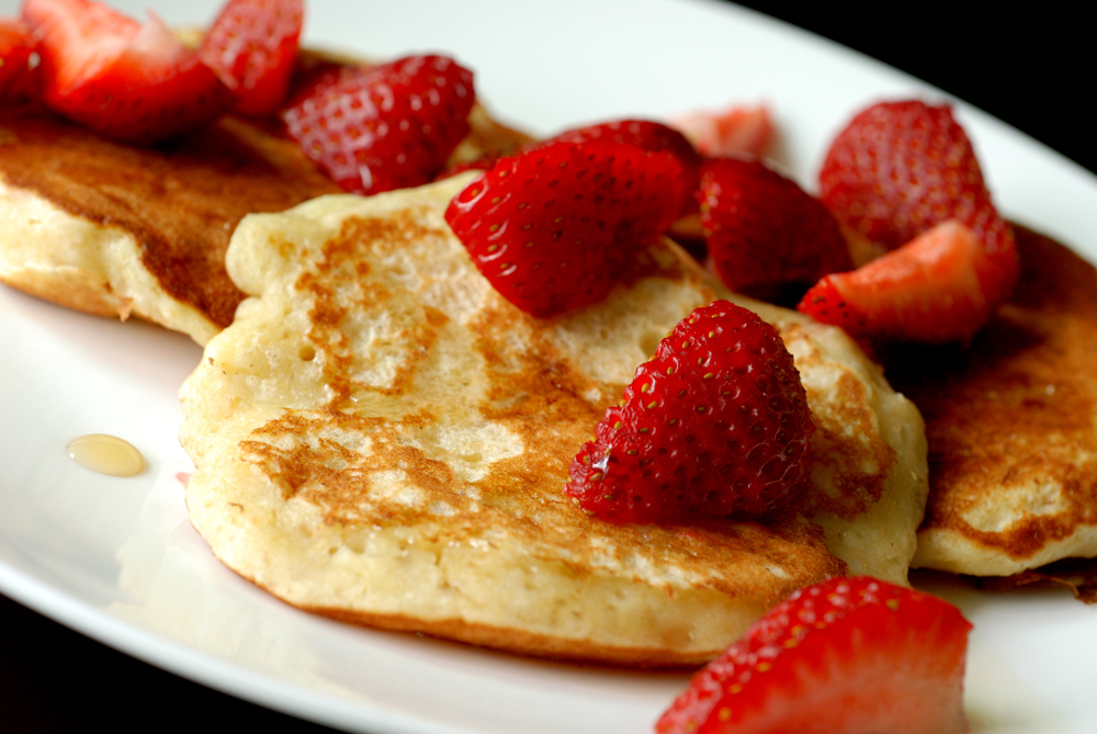 Oatmeal Pancakes | the taste space
