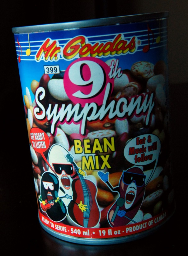 Mr Goudas' 9th Symphony Bean Mix