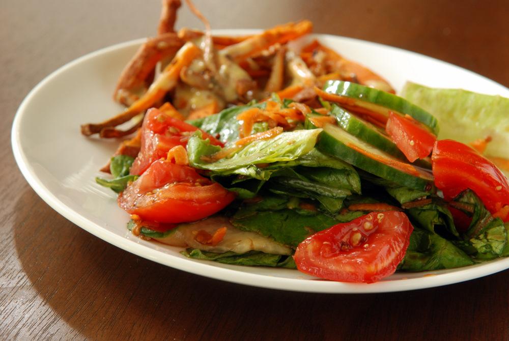 Super Simple Salad Dressing | the taste space