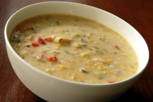 Thai Coconut Corn Stew