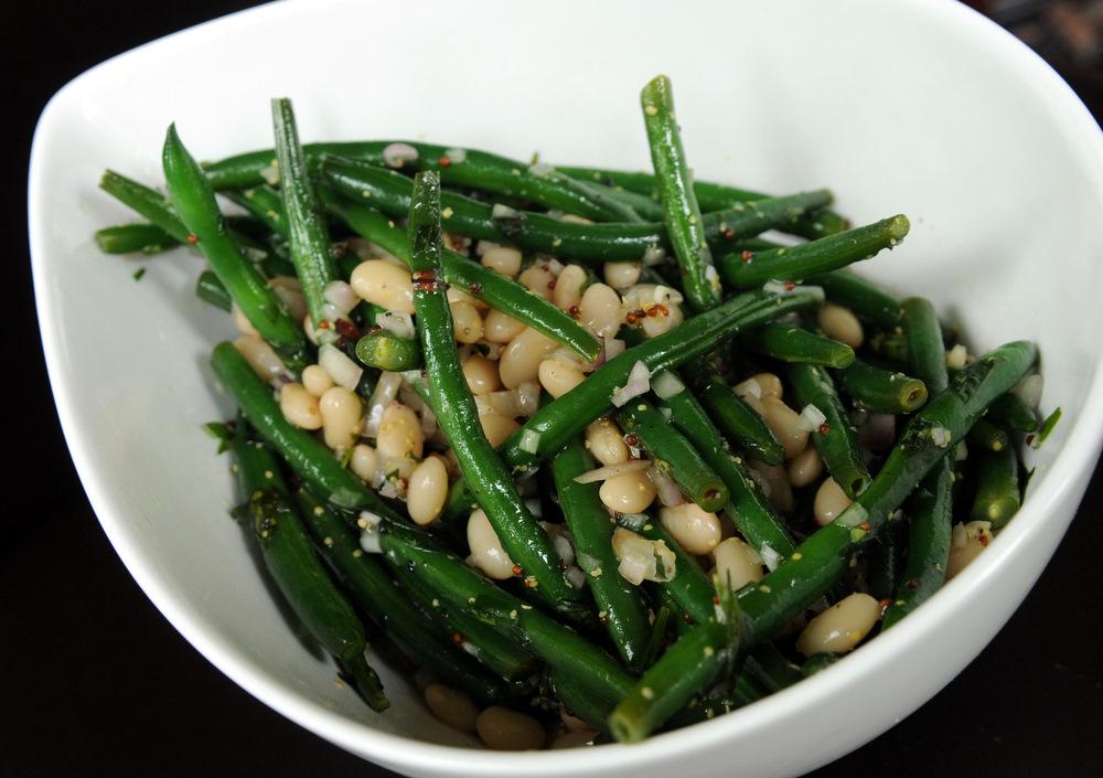 Green Bean Salad Recipe Taste
