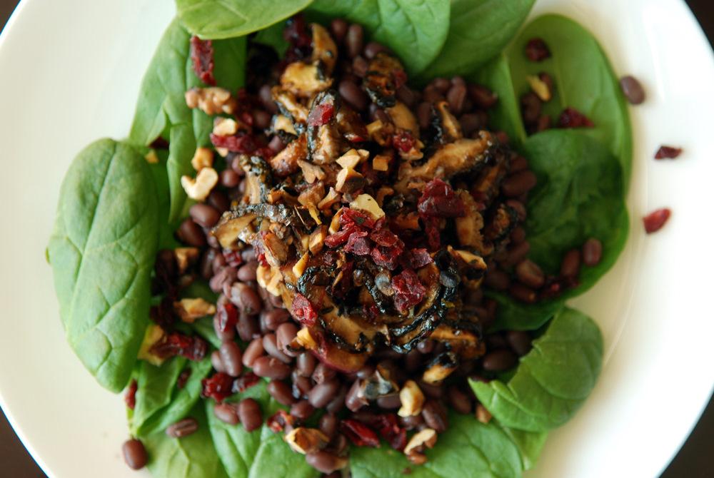adzuki bean salad 20 delicious three bean salad adzuki bean brown rice ...