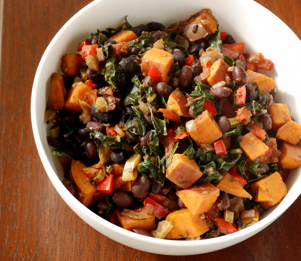 Brazilian black bean and vegetable stew the taste space brazilian black bean and vegetable stew forumfinder Choice Image