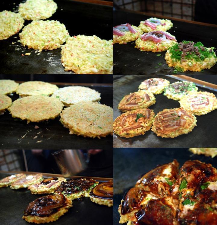 Okonomiyaki literally means as you like it . Want yours with veggies ...