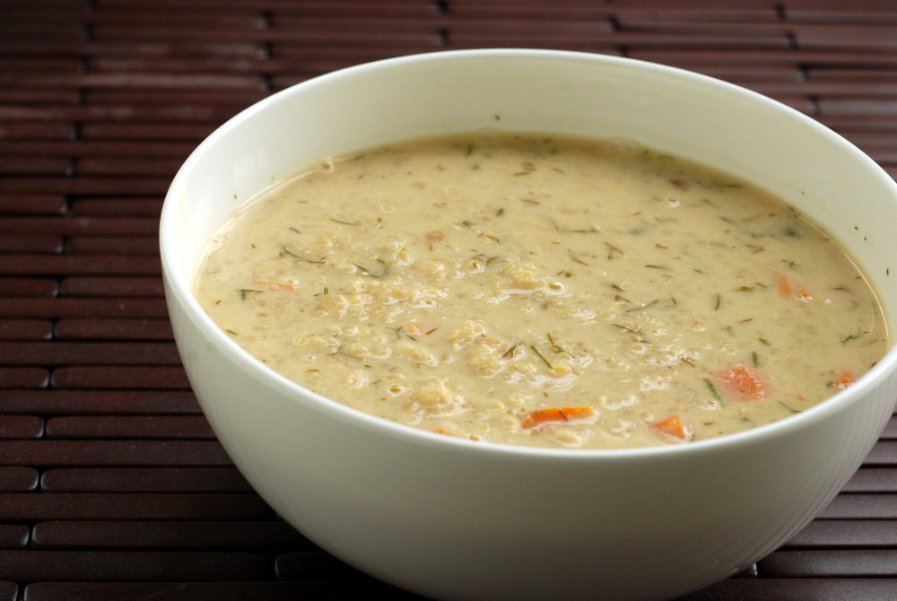 In Mains (Vegetarian) , Soups on June 13, 2012 at 6:02 AM