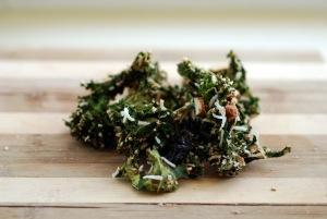 Kale Granola
