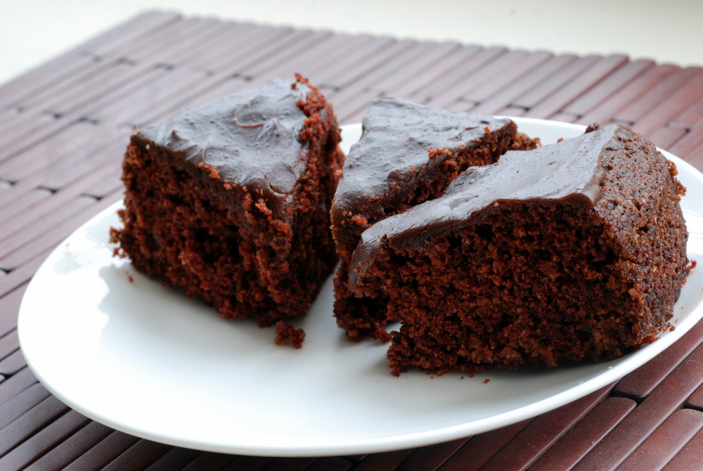 Vegan Chocolate Avocado Cake Recipe — Dishmaps