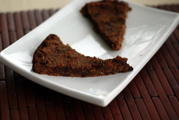 Chocolate Chip (Chickpea) Blondies
