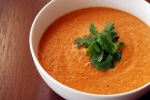 Carrot Ginger Lime Soup