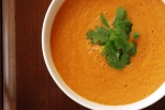 Carrot Ginger LimeSoup