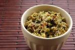 Confetti Veggie Salad with Curry MustardDressing