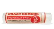 peppermint crazy rumors vegan lip balm