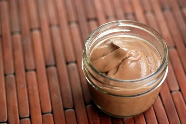 Almost Guiltless Chocolate Mint Ice Cream (Vegan)
