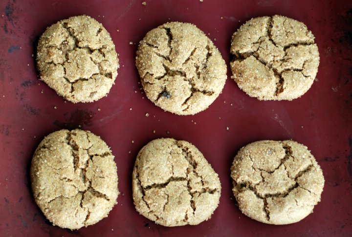 Brown Sugar Cardamom Snickerdoodles