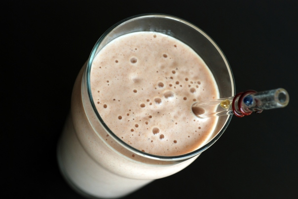 Guava Flax Smoothie