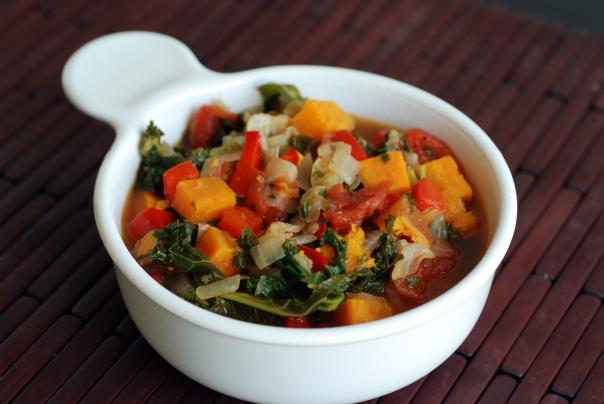 Moosewood's Caribbean Stew