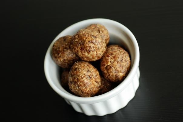 Peanut Butter and Jam Energy Balls