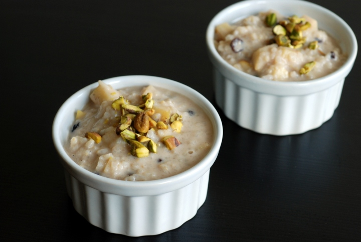 Chai Spiced Rice Pudding & The Blender Girl Cookbook Giveaway