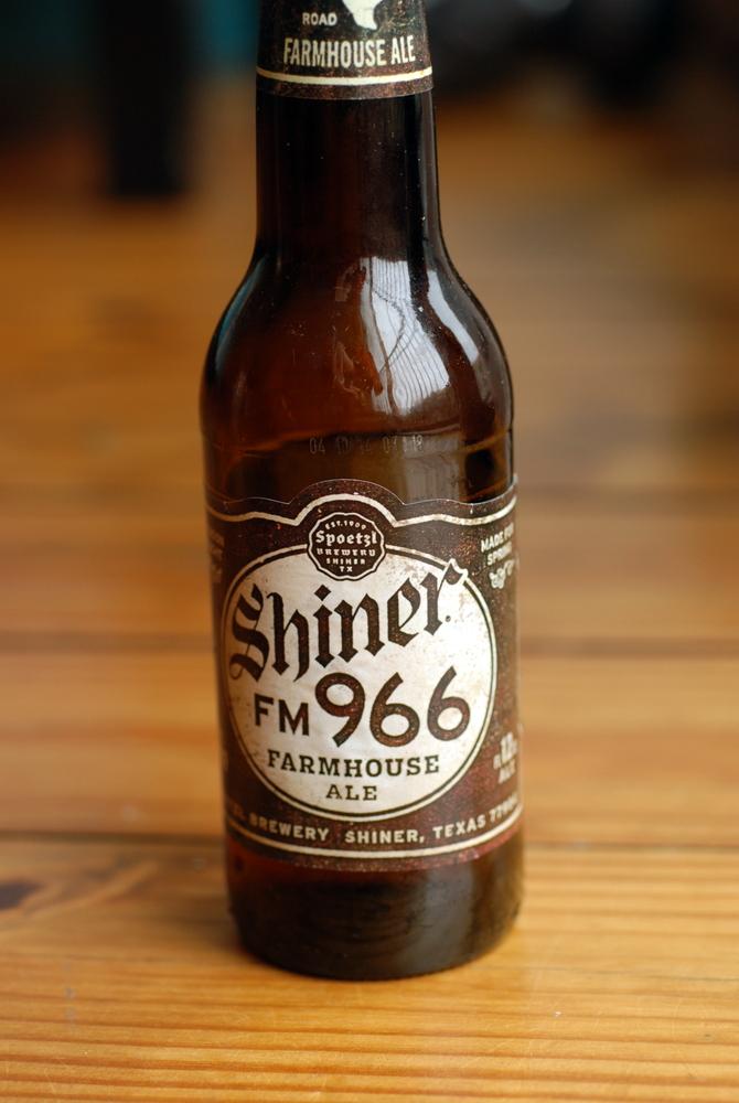 Shiner FM 966 Ale