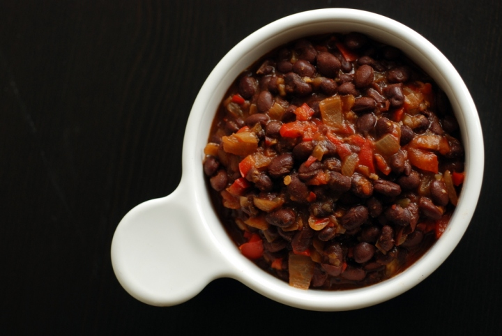 Cuban Beer-Infused Black Beans & Cookbook Giveaway