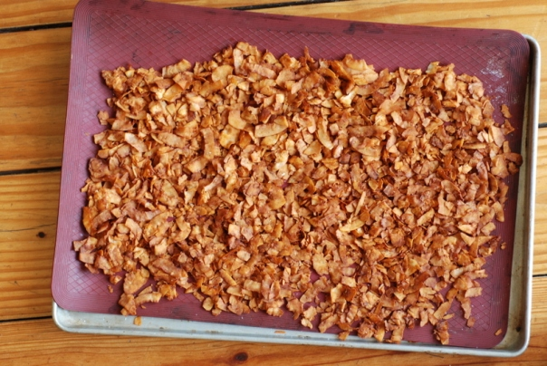 Coconut Bacon