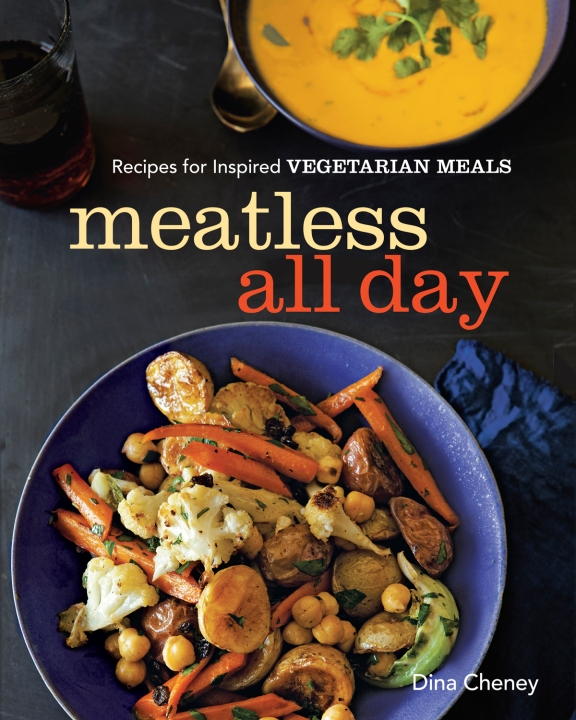 Meatless All Day Cover