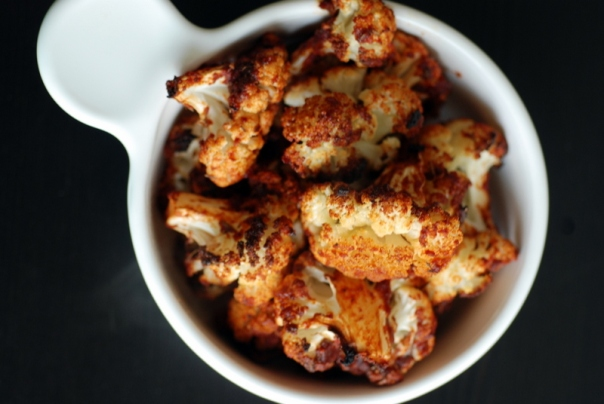 Roasted Creole Cauliflower