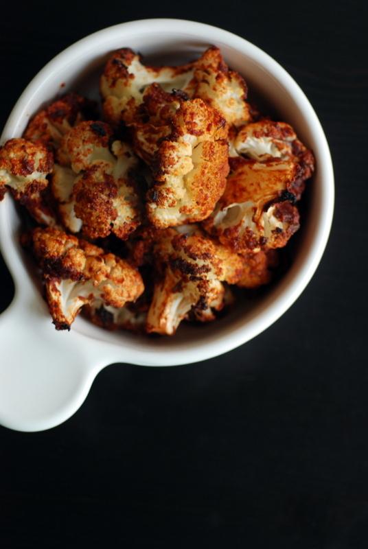 Roasted Creole Cauliflower