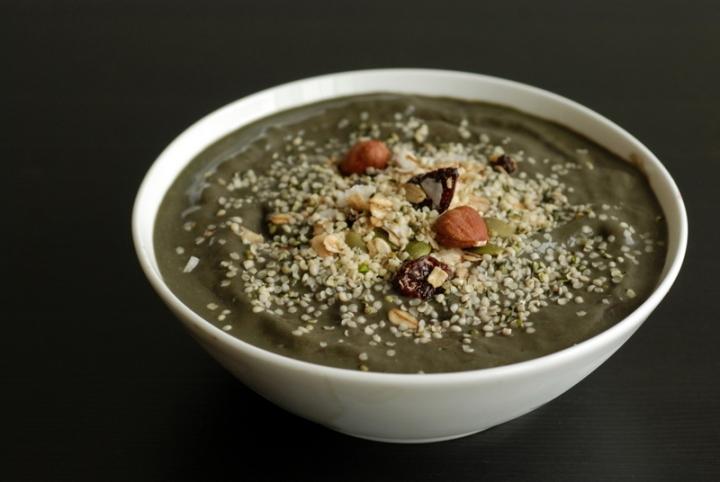 Green Acai Bowl