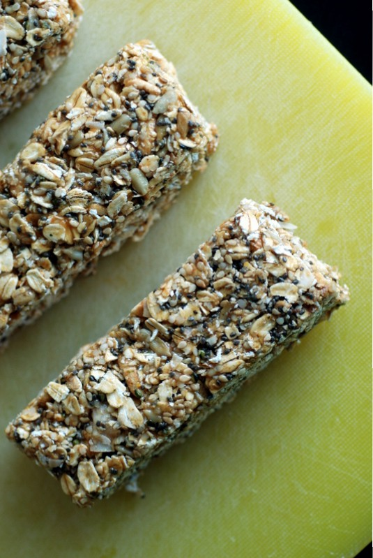 Ange's Glo Bars: Yet another travel-friendly, energy-boosting snack. But these are no ordinary granola bar. They are Angela's Infamous Classic Glo Bars, packed with all good things.