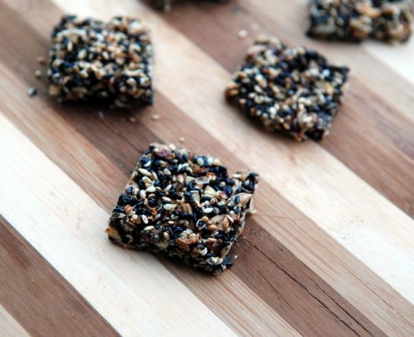 Sesame Seaweed Snaps