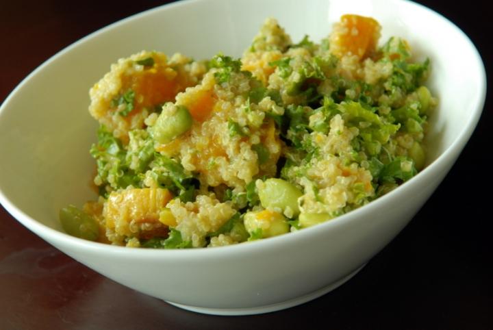 Gena's Quinoa Protein Bowl