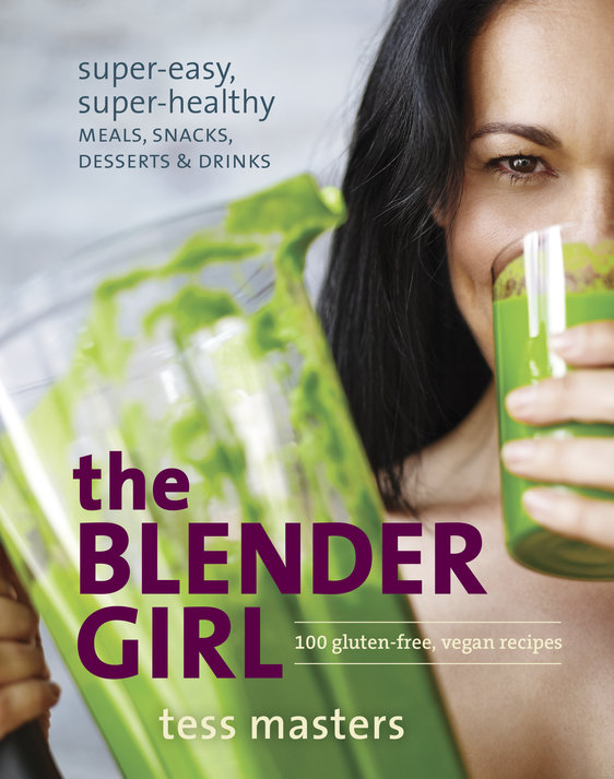 The Blender Girl Cookbook cover
