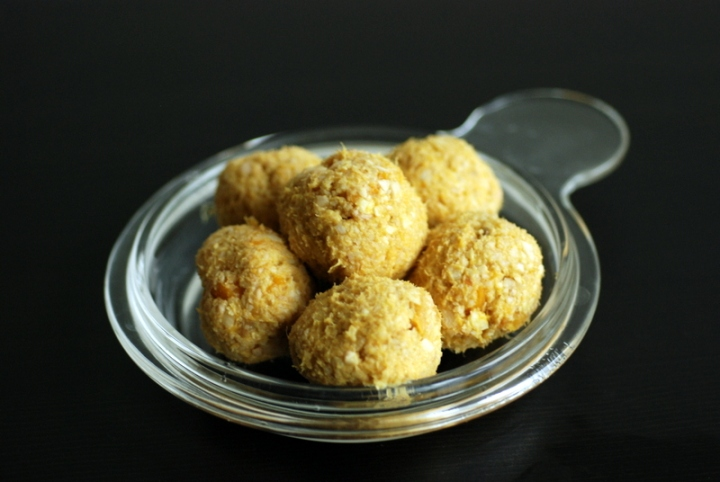 Raw Mango Ginger Energy Balls & RLCT Recap 2014