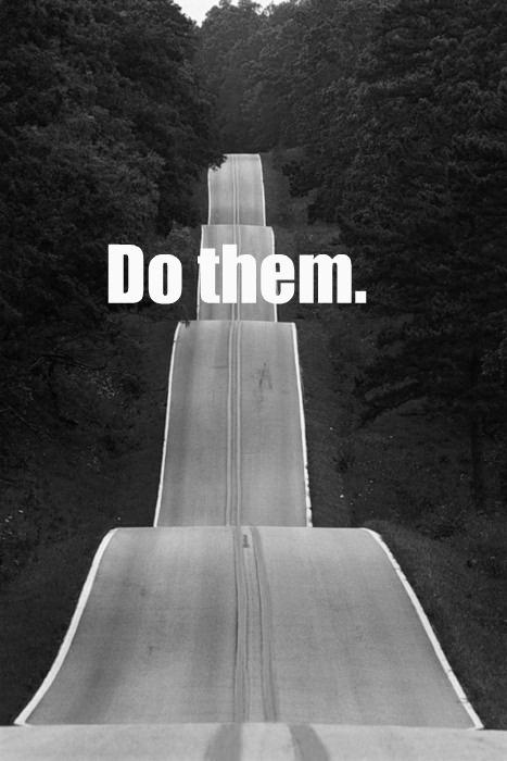 hills: do them