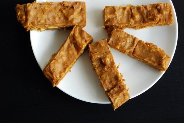 Peacefood Cafe Chickpea Fries Recipe