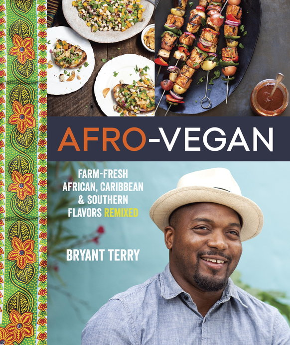Afro-Vegan book cover