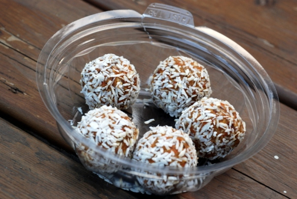 Green Zebra Kitchen - Carrot Cake Balls