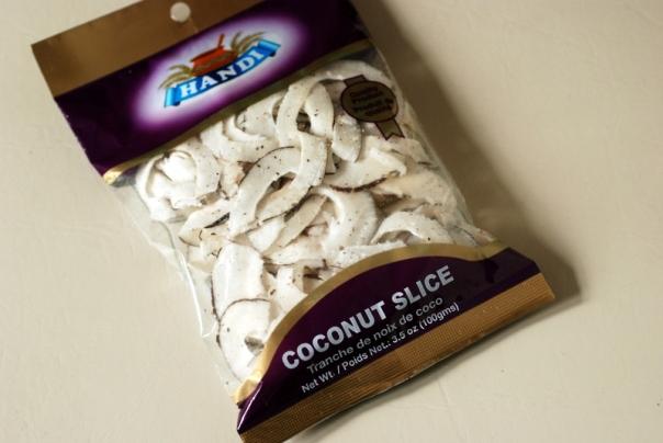 Handi Coconut Slice