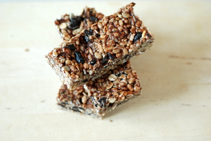 Chocolate Cherry Hemp Bars
