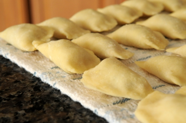 Baba's Traditional Ukrainian Pierogies