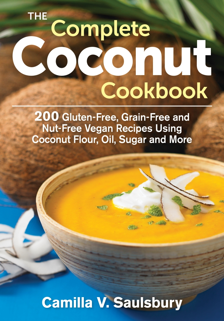 Complete Coconut CookbookCover